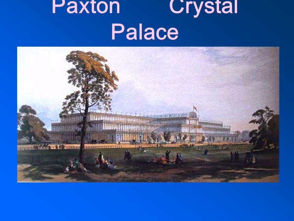 Paxton Crystal Palace