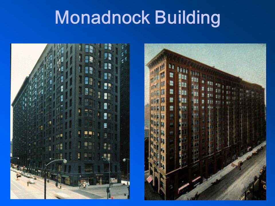 Monadnock Building