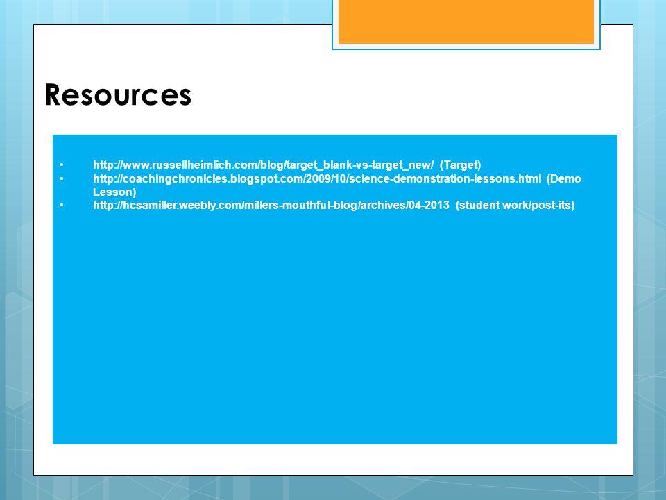 Resources http://www.russellheimlich.com/blog/target_blank-vs-target_new/ (Target)