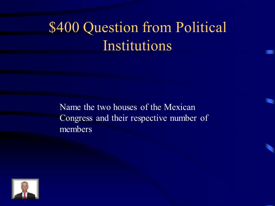 $400 Question from Political Institutions
