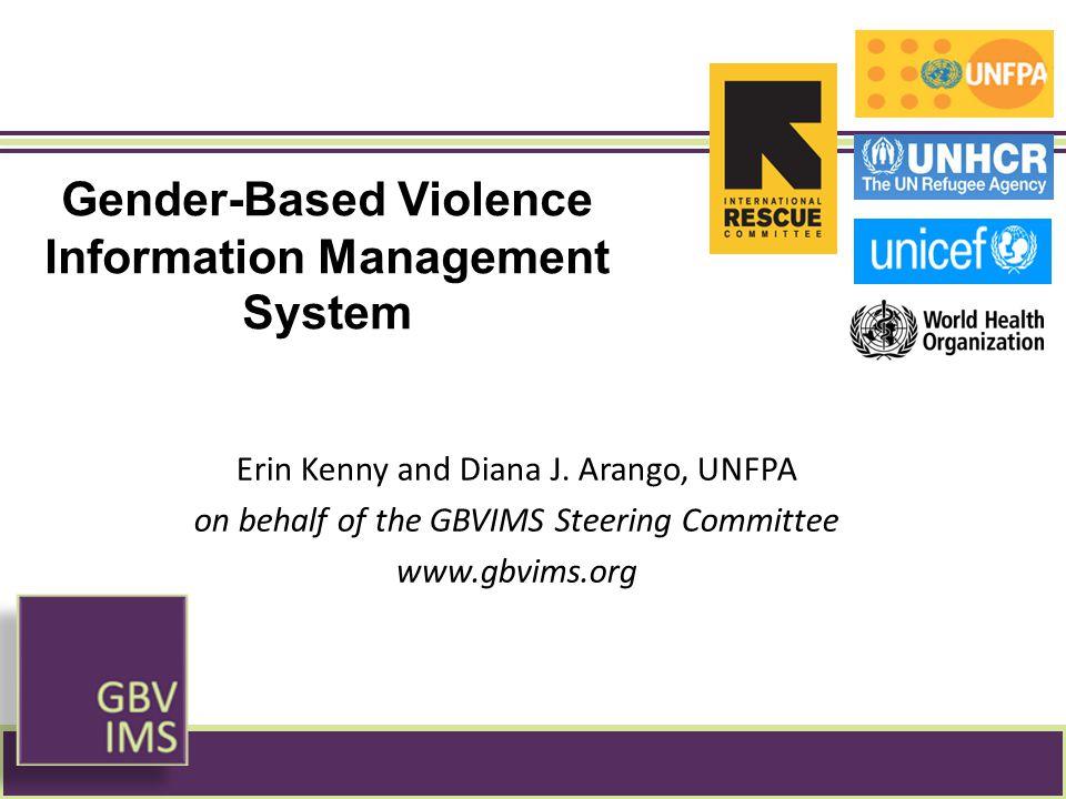 Gender-Based Violence Information Management System