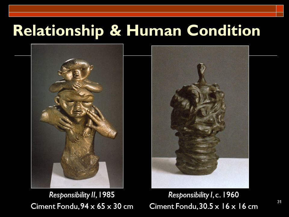 Relationship & Human Condition