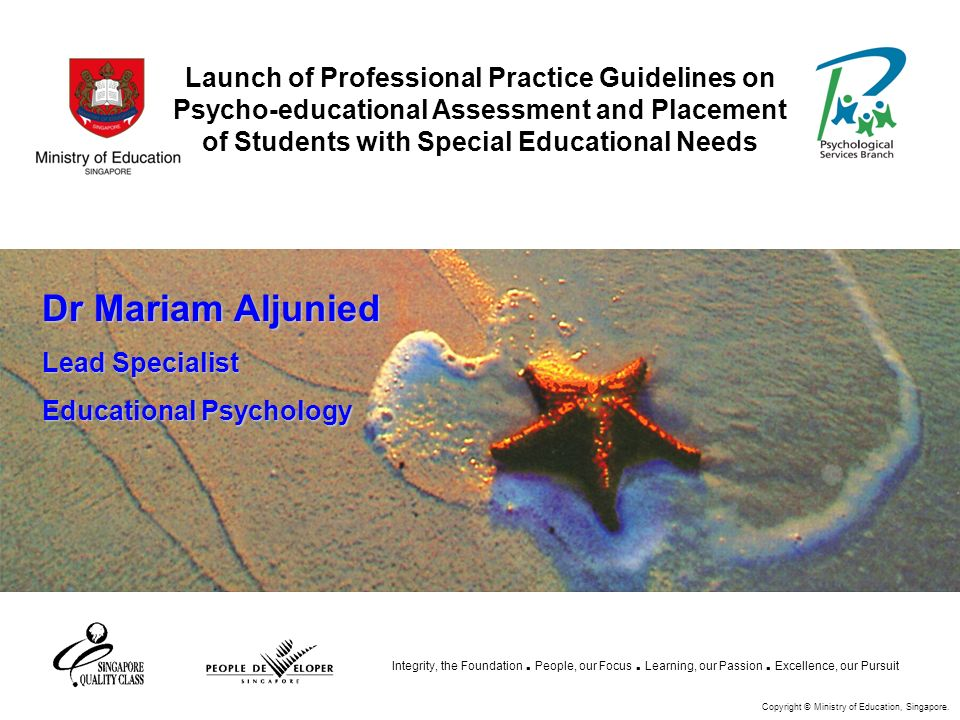 Launch of Professional Practice Guidelines on