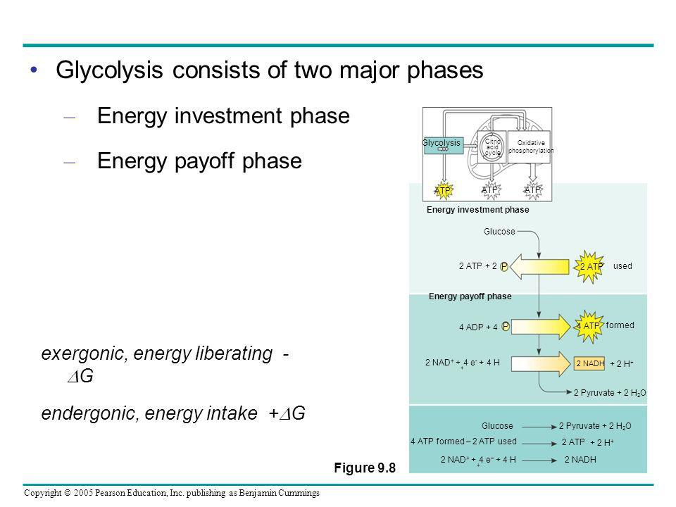 Energy investment phase