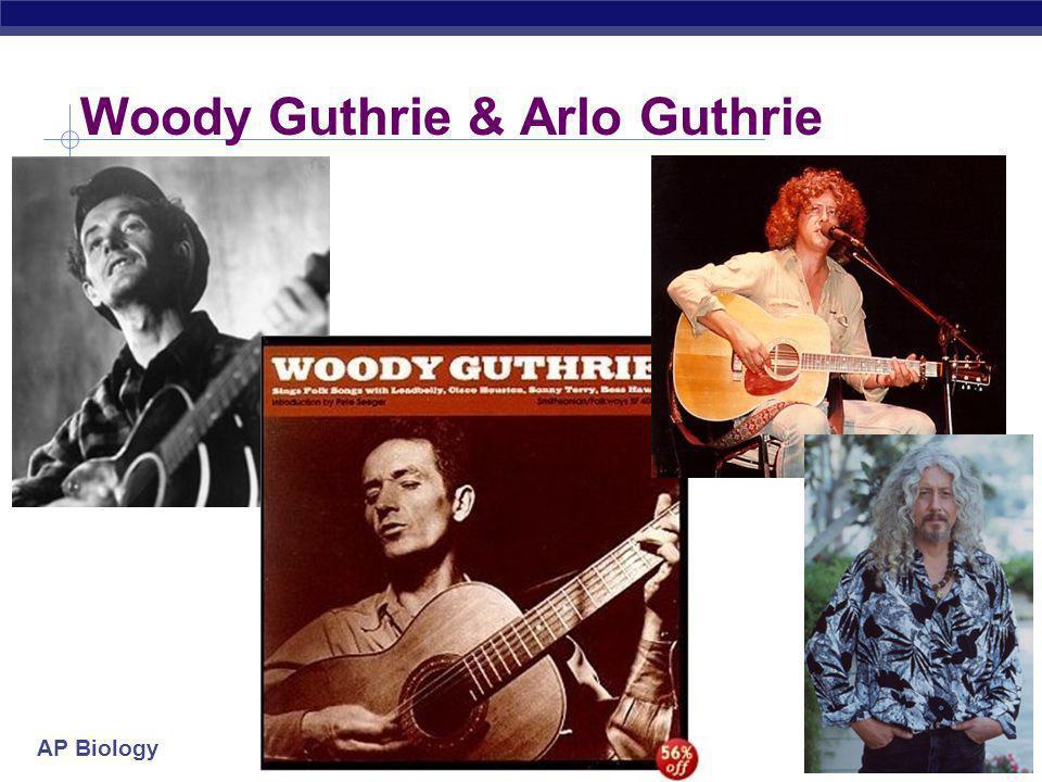 Woody Guthrie & Arlo Guthrie