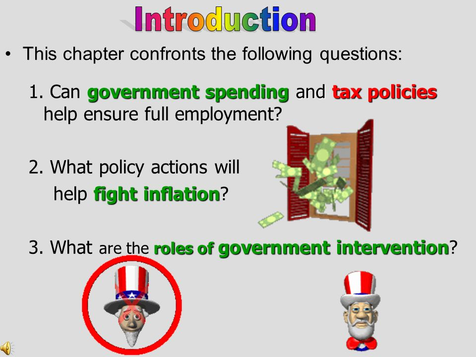 Introduction This chapter confronts the following questions: