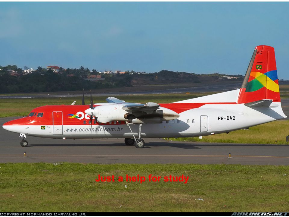 new air fokker 50