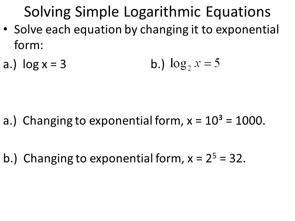 3.3 Logarithmic Functions and Their Graphs - ppt download
