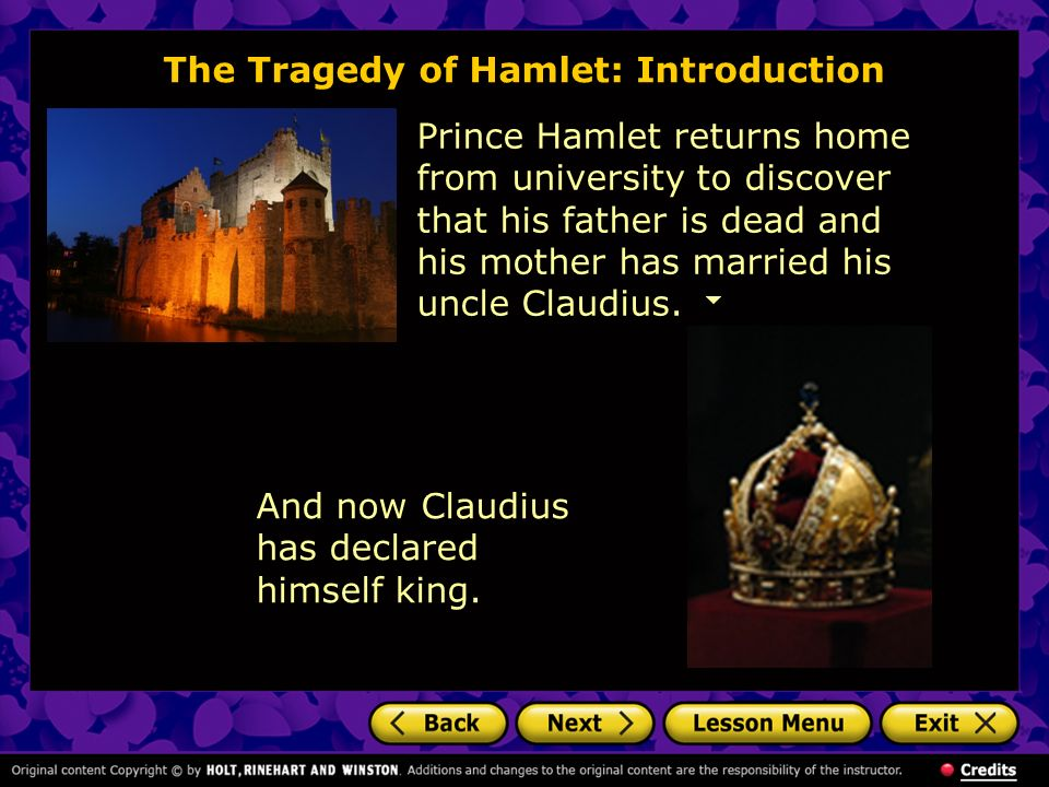 a look at the tragic death of hamlet Hamlet summary william shakespeare he later convinces a troupe of players to perform the murder of gonzago, a play that reenacts king hamlet's death by poisoning.