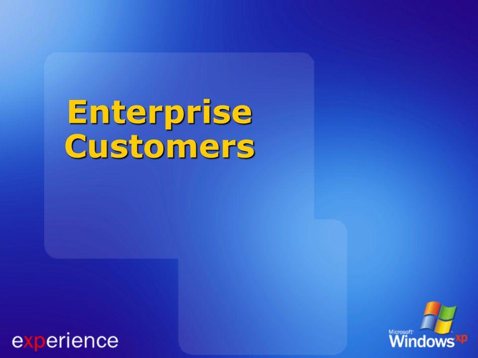 Enterprise Customers