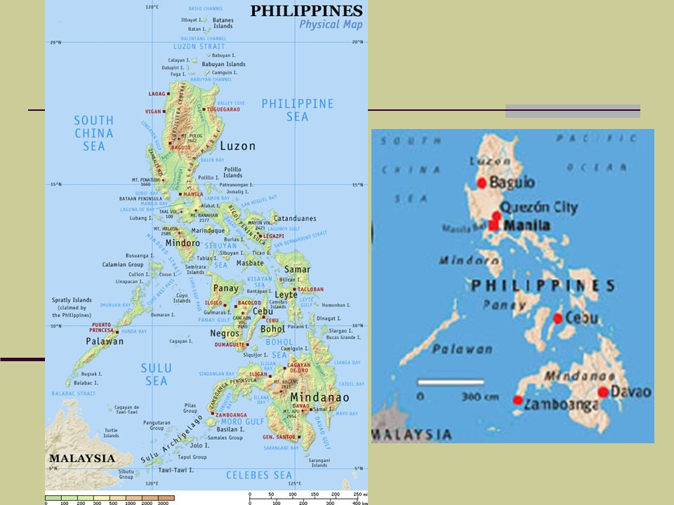 Terrorist activities in Philippines. . .Muslim minorities seeking autonomy.