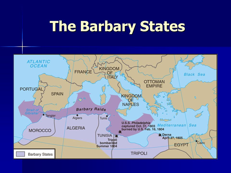The Barbary States