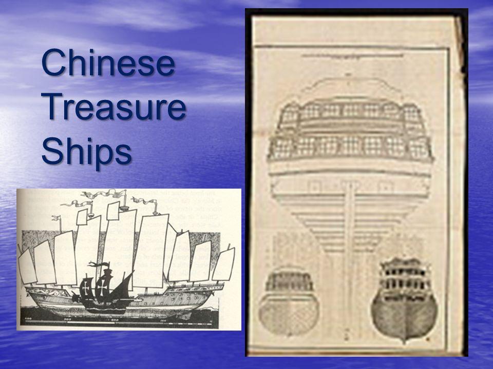 Chinese Treasure Ships