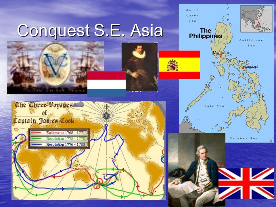 Conquest S.E. Asia Jan Pierterzoon Coen