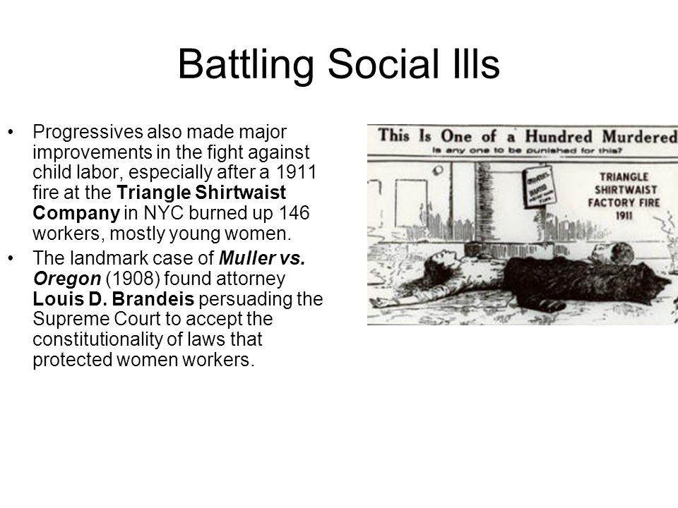 Battling Social Ills