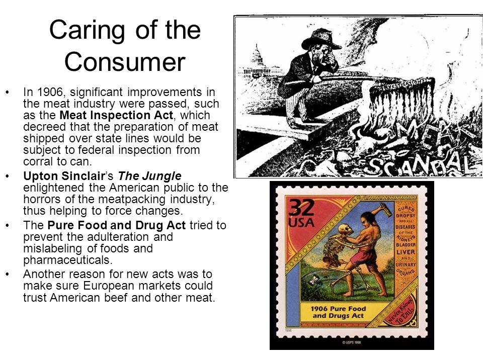 Caring of the Consumer