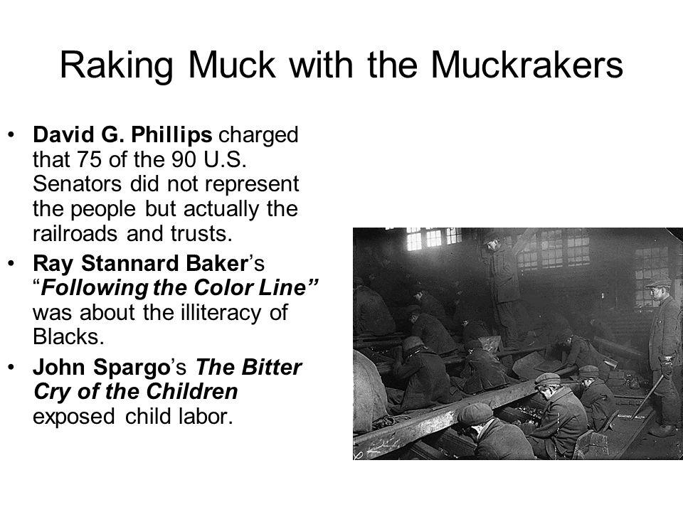 Raking Muck with the Muckrakers