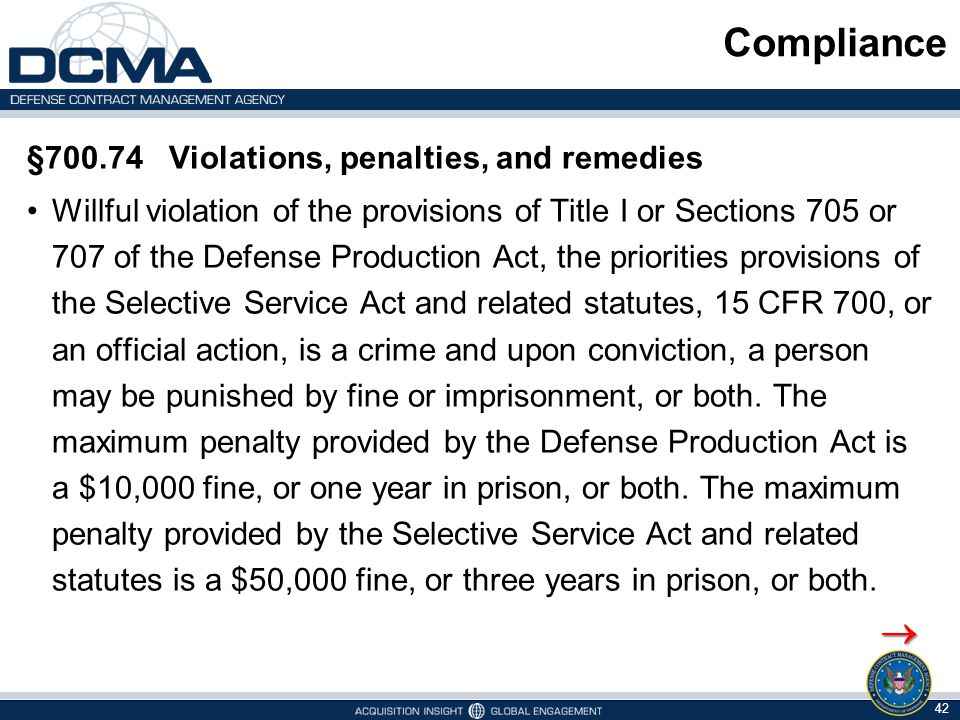 Compliance  §700.74 Violations, penalties, and remedies