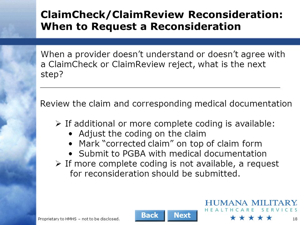 ClaimCheck/ClaimReview Reconsideration: When to Request a Reconsideration