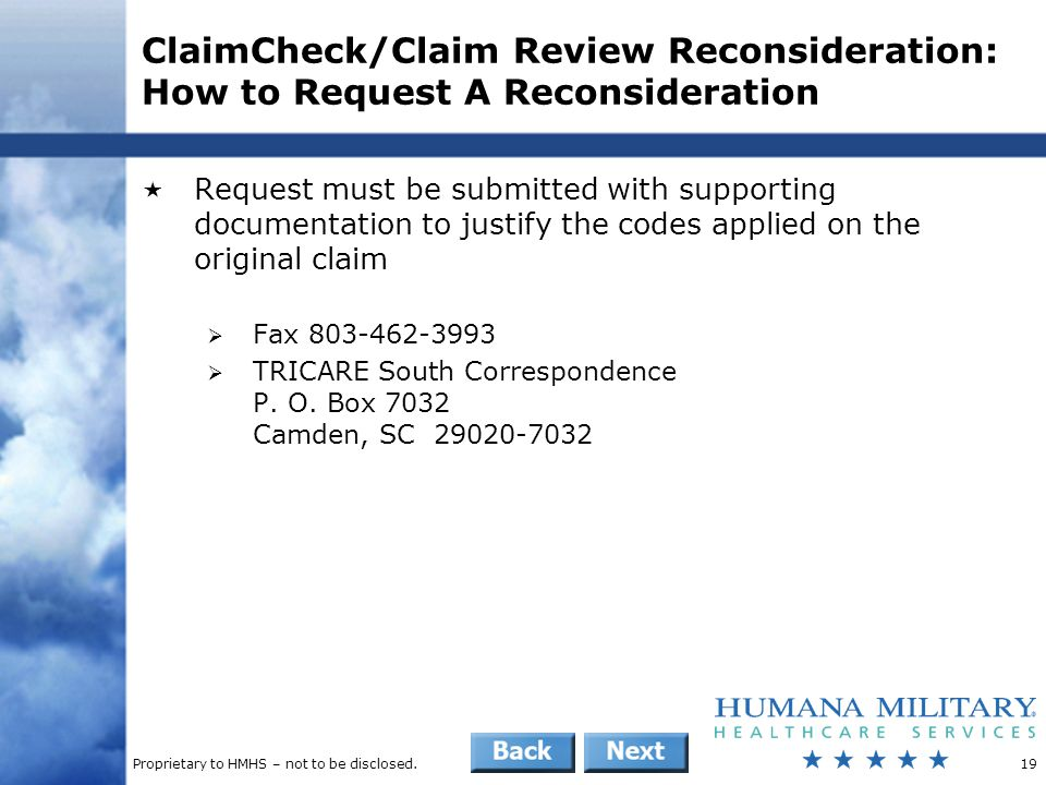 ClaimCheck/Claim Review Reconsideration: How to Request A Reconsideration