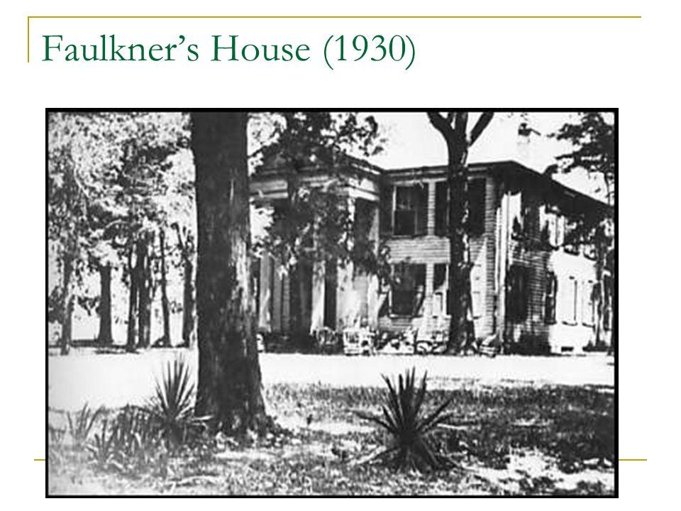 Faulkner's House (1930)