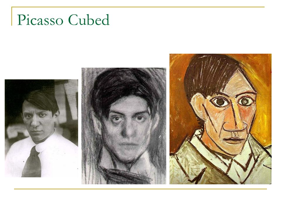Picasso Cubed