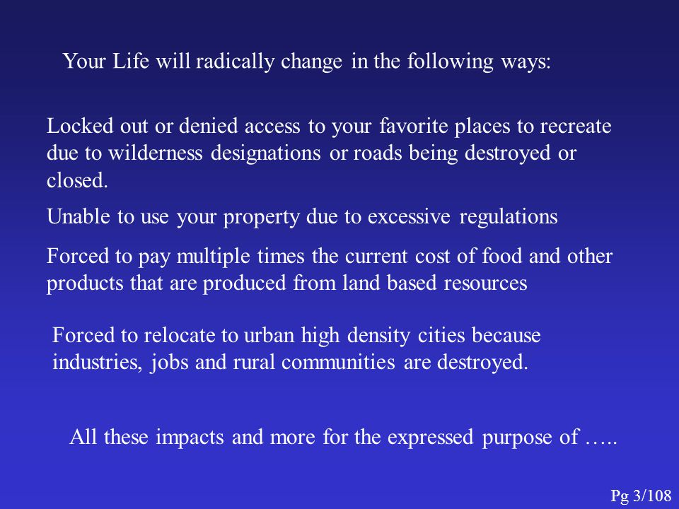 Your Life will radically change in the following ways: