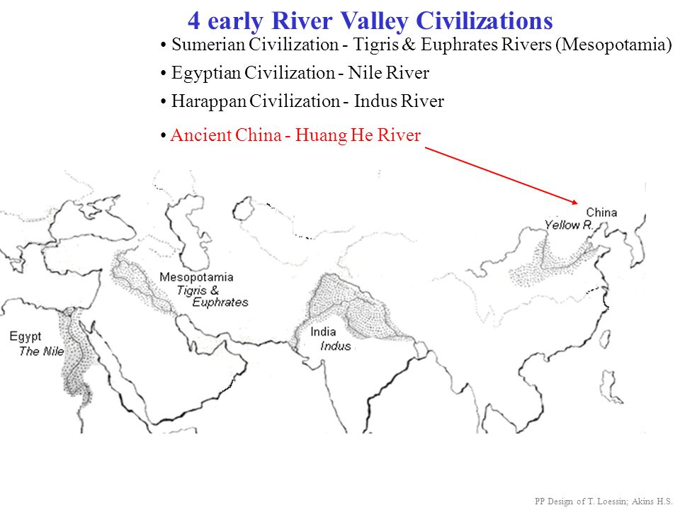 Sumerian and nile valley civilizations and comparison betw