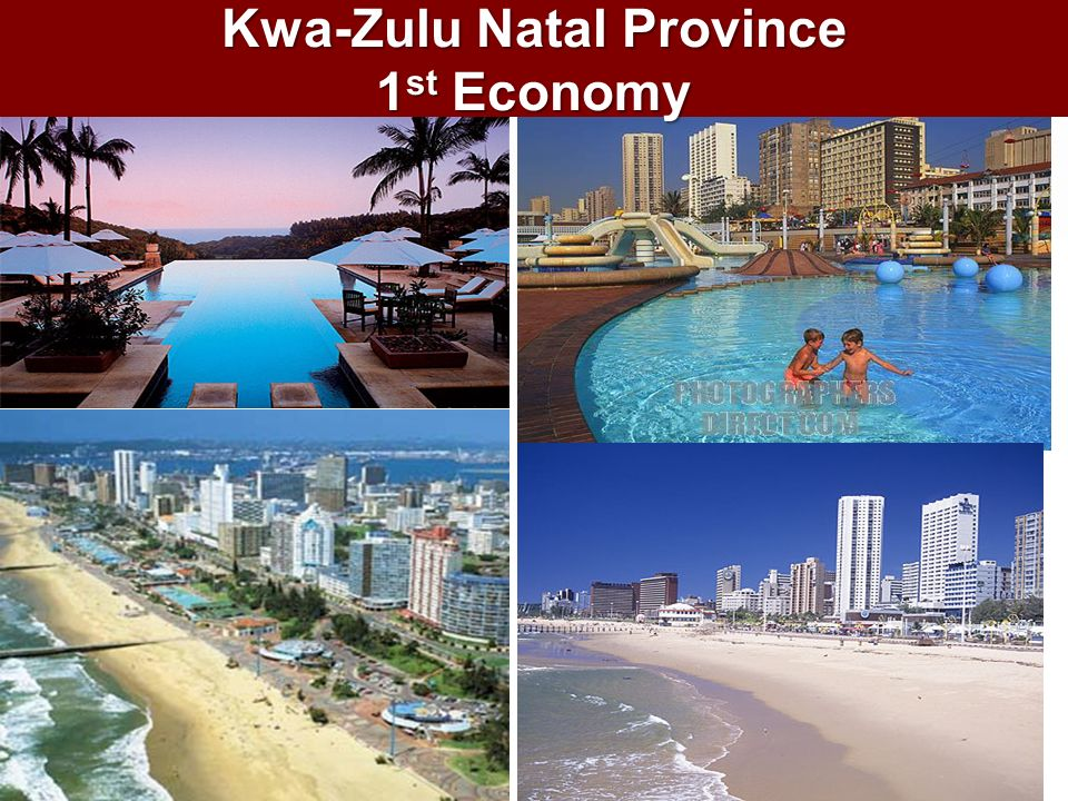 Kwa-Zulu Natal Province 1st Economy