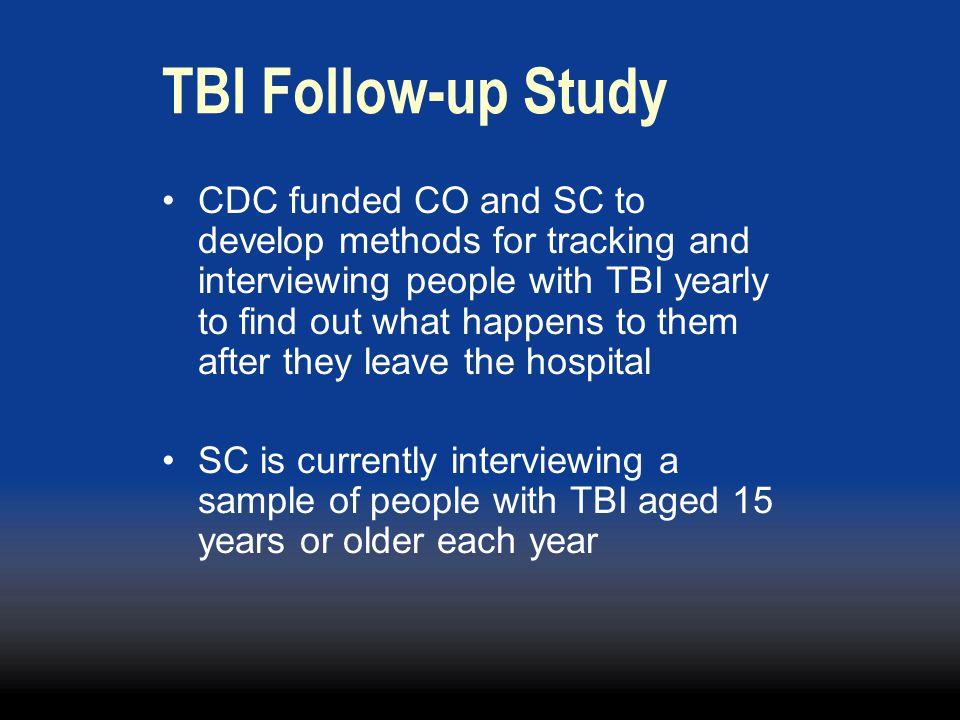 TBI Follow-up Study