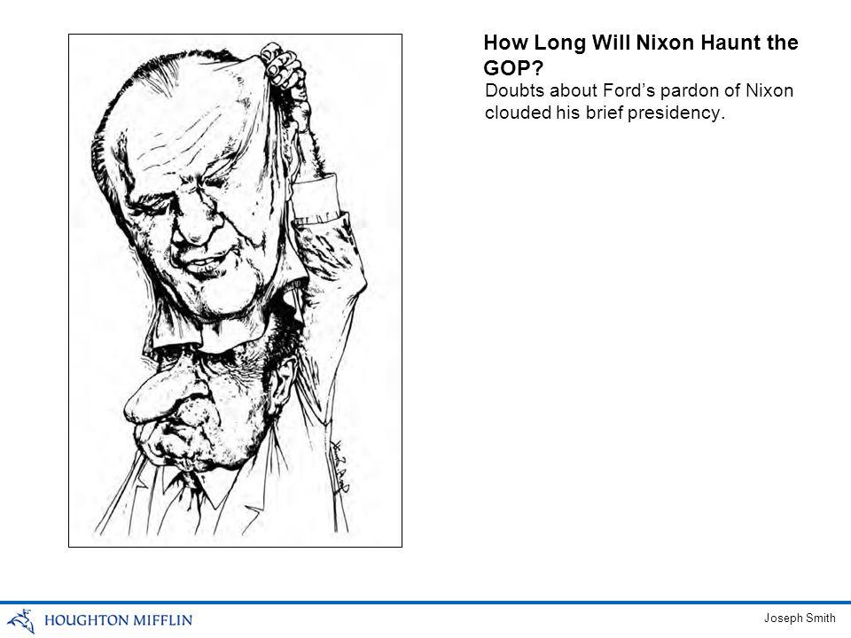 How Long Will Nixon Haunt the GOP