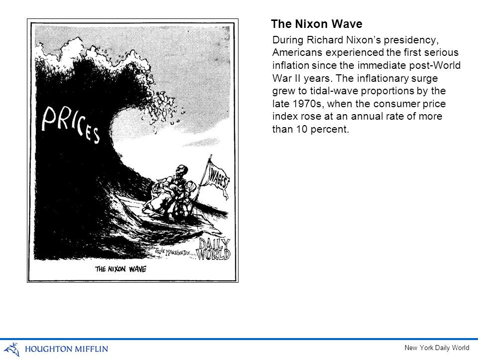 The Nixon Wave