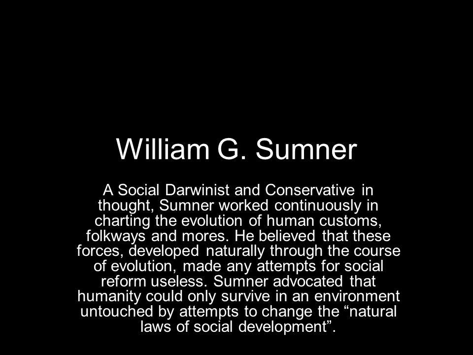 William G. Sumner
