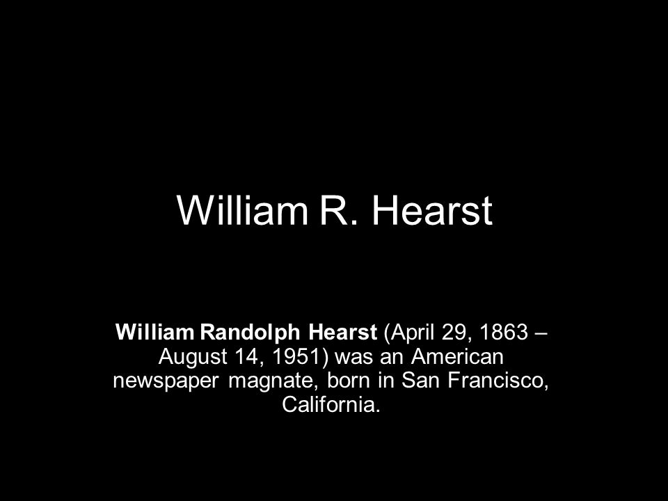 William R.