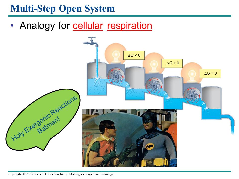 Multi-Step Open System