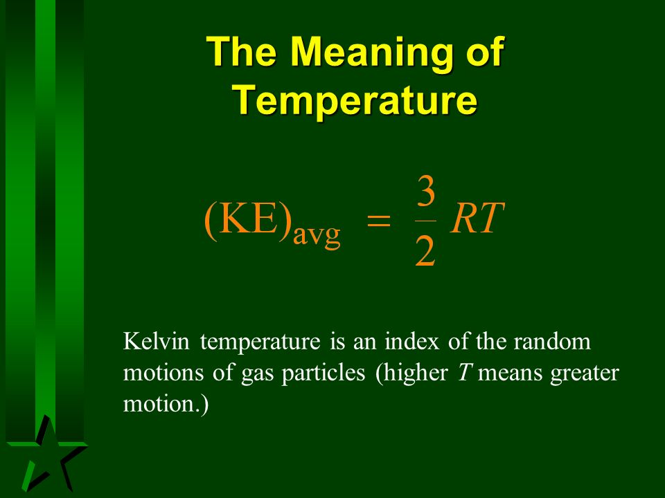 The Meaning of Temperature