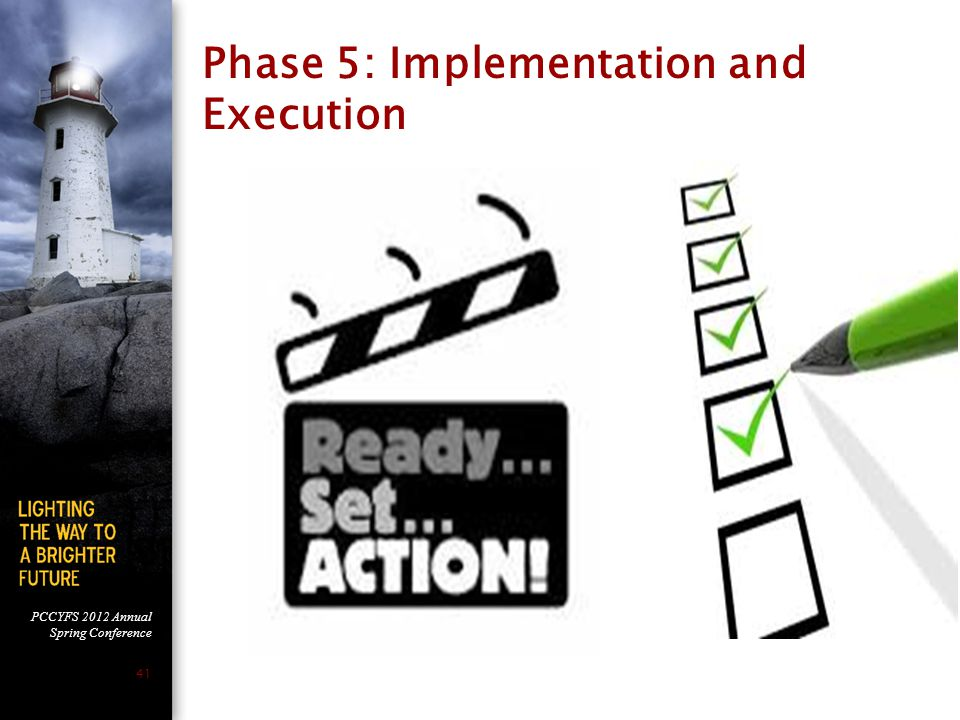 Phase 5: Implementation and Execution