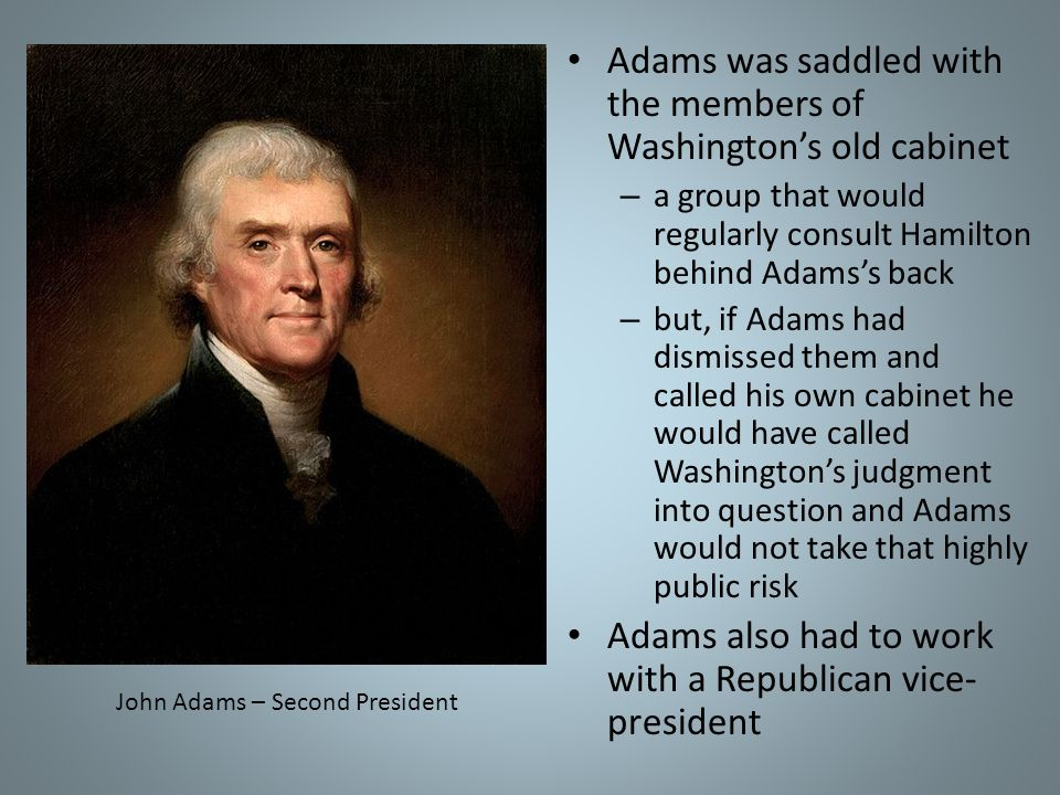 John Adams – Second President