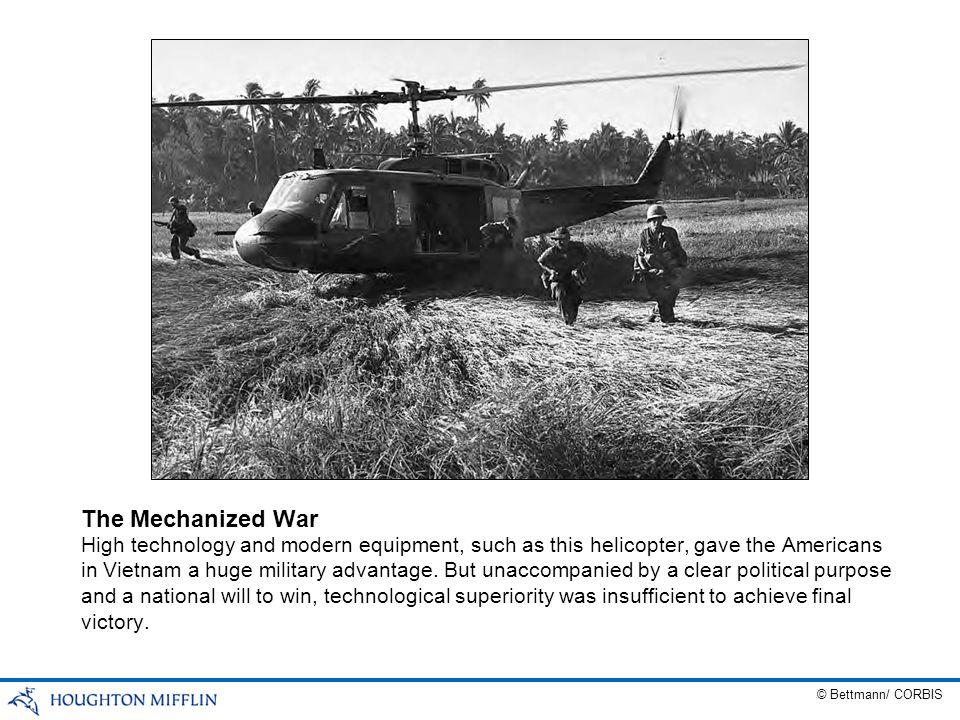 The Mechanized War