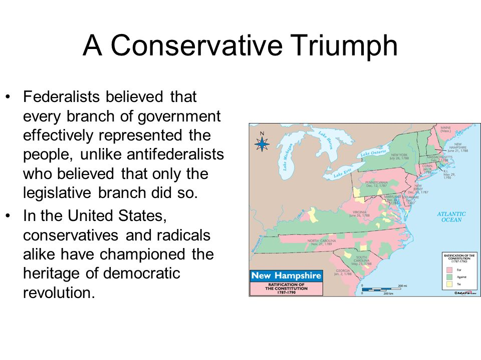 A Conservative Triumph