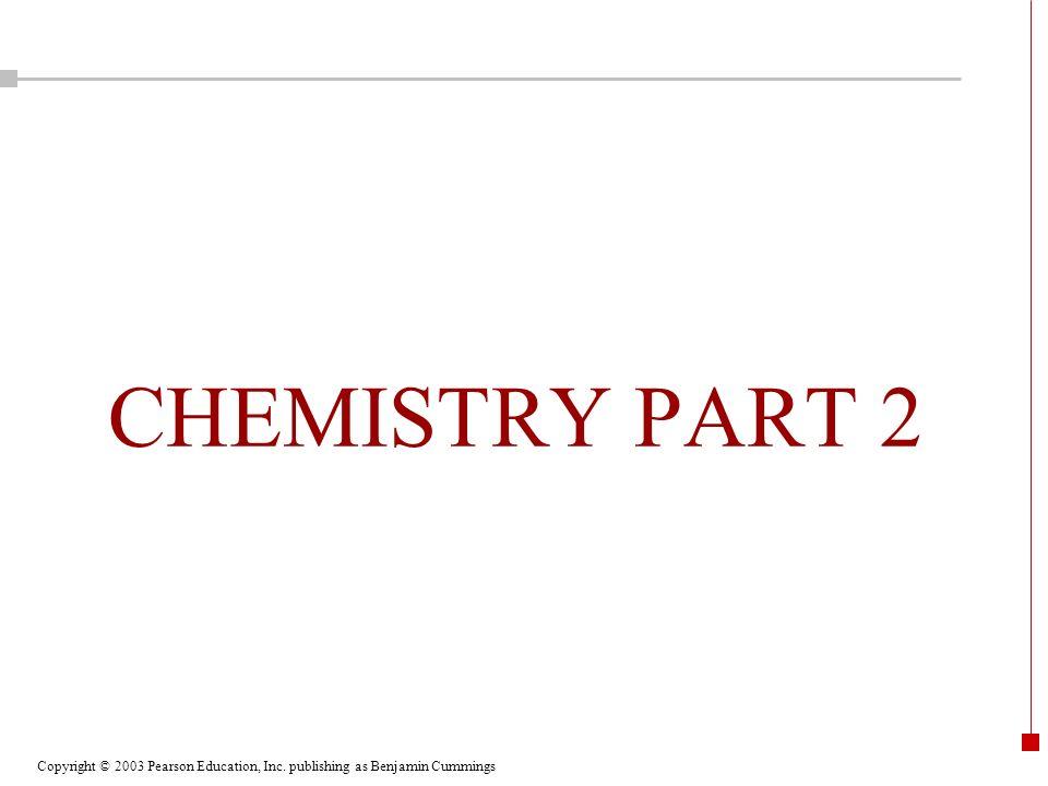 CHEMISTRY PART 2