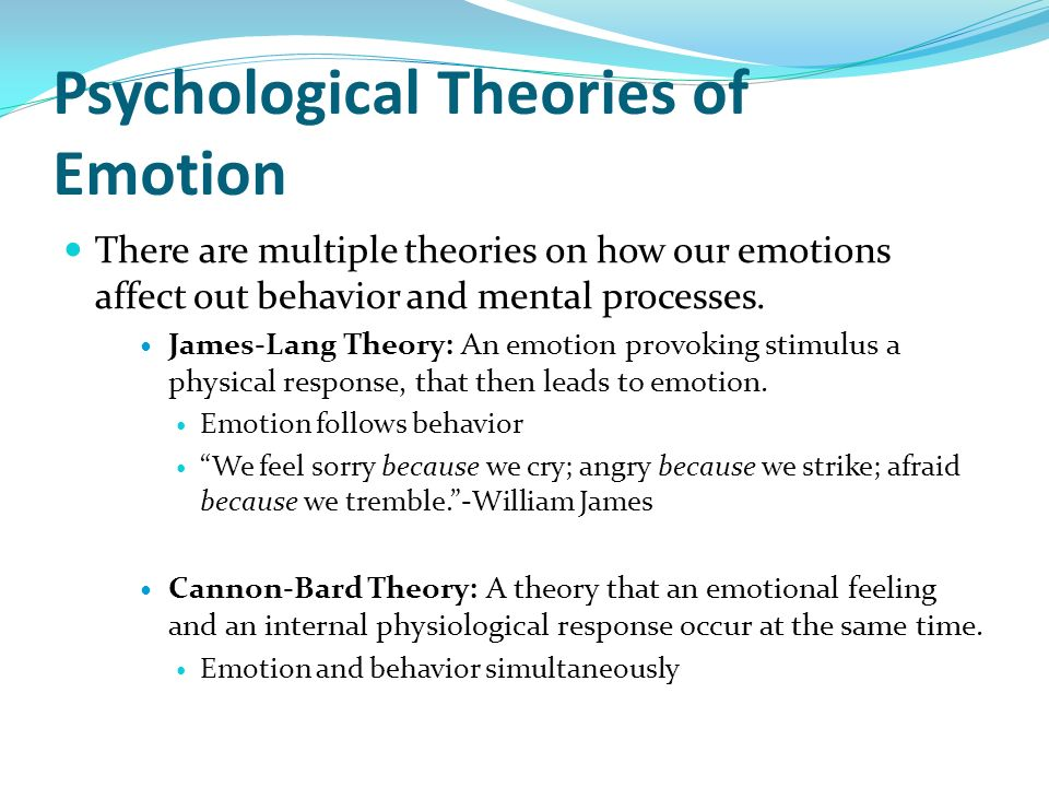 Cannon Bard Theory Of Emotion Ppt - takvim kalender HD