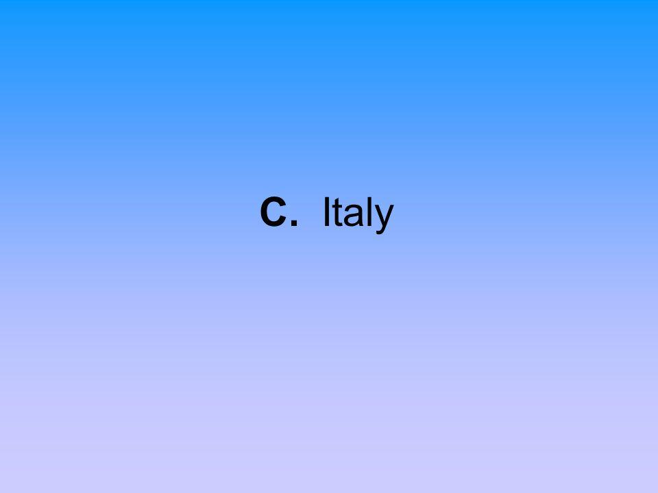 C. Italy
