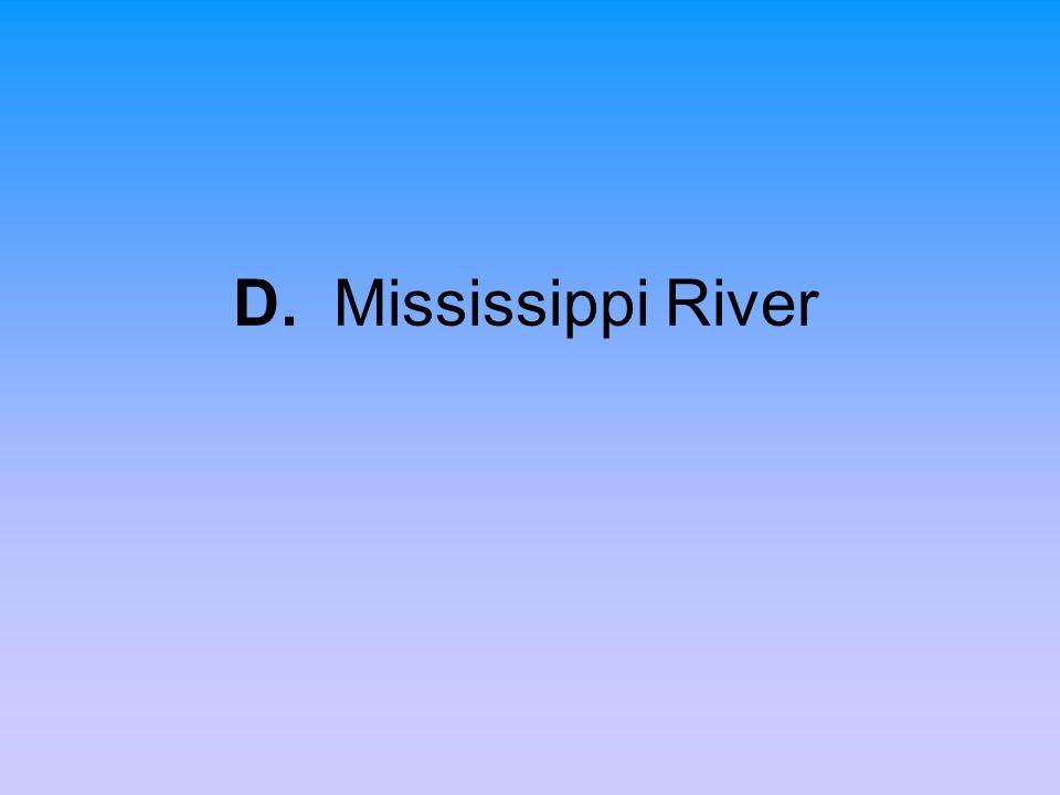 D. Mississippi River