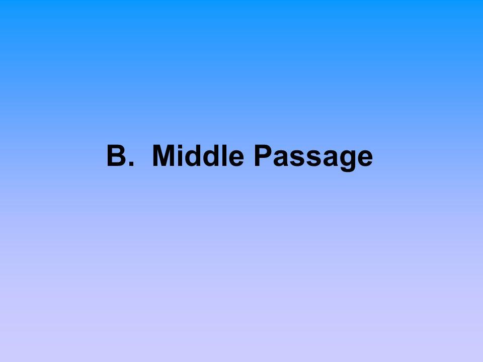 B. Middle Passage