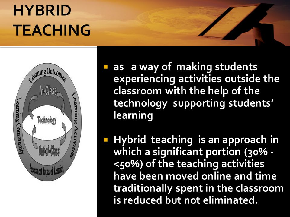HYBRID TEACHING