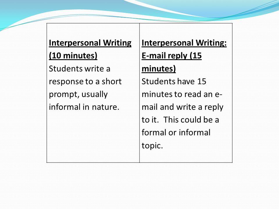 spanish 2 essay