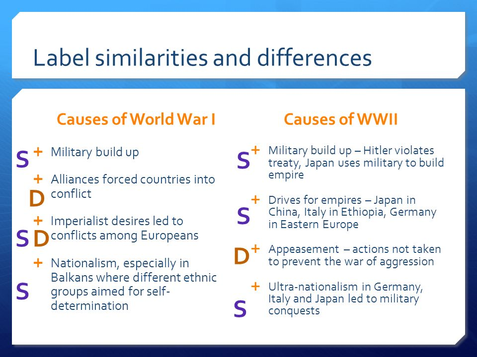 Causes of ww1 essay nationalism