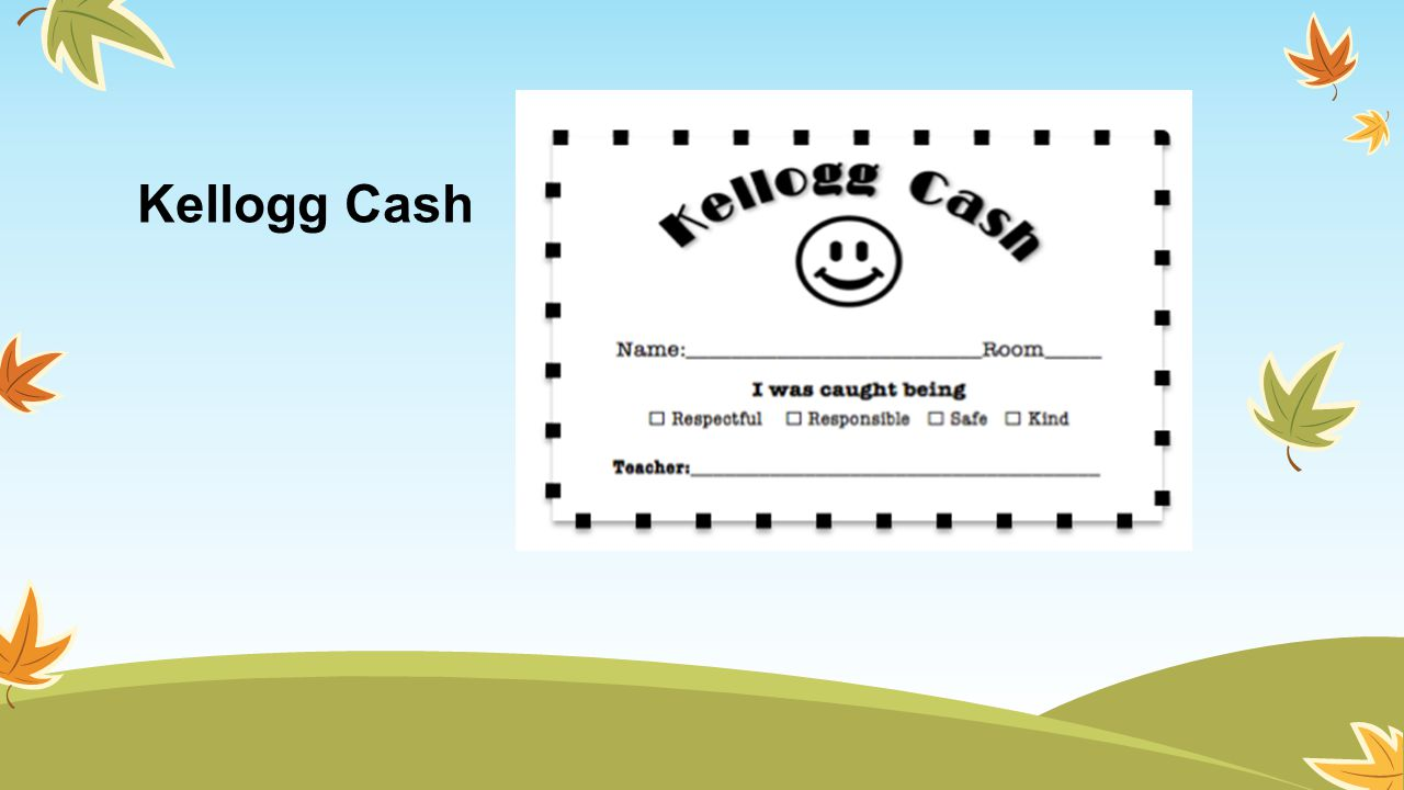 Kellogg Cash