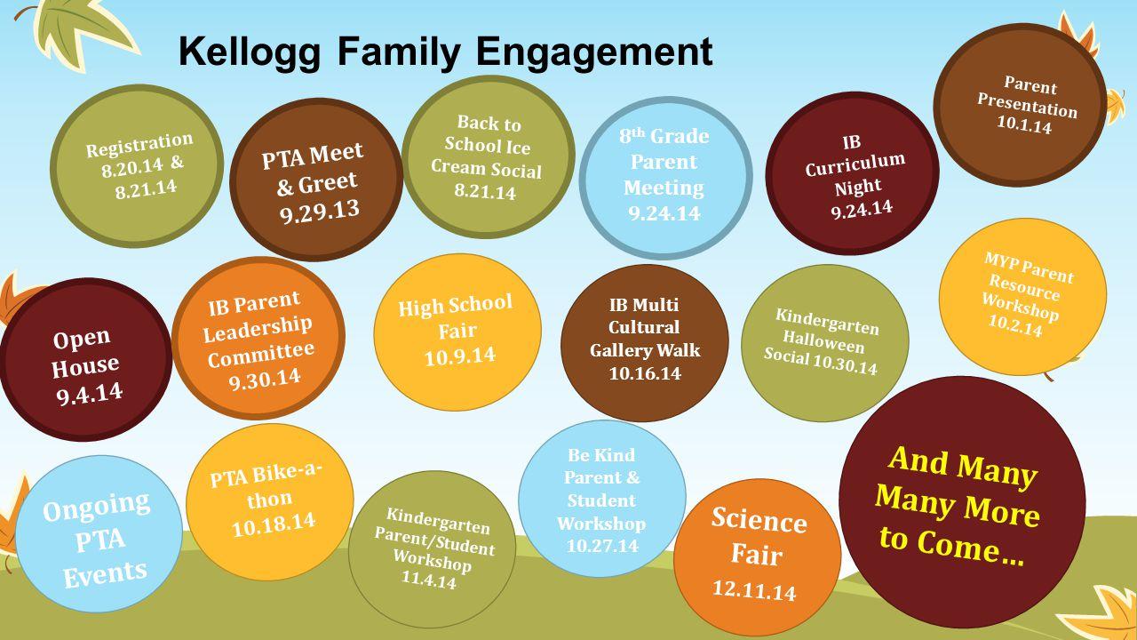 Kellogg Family Engagement